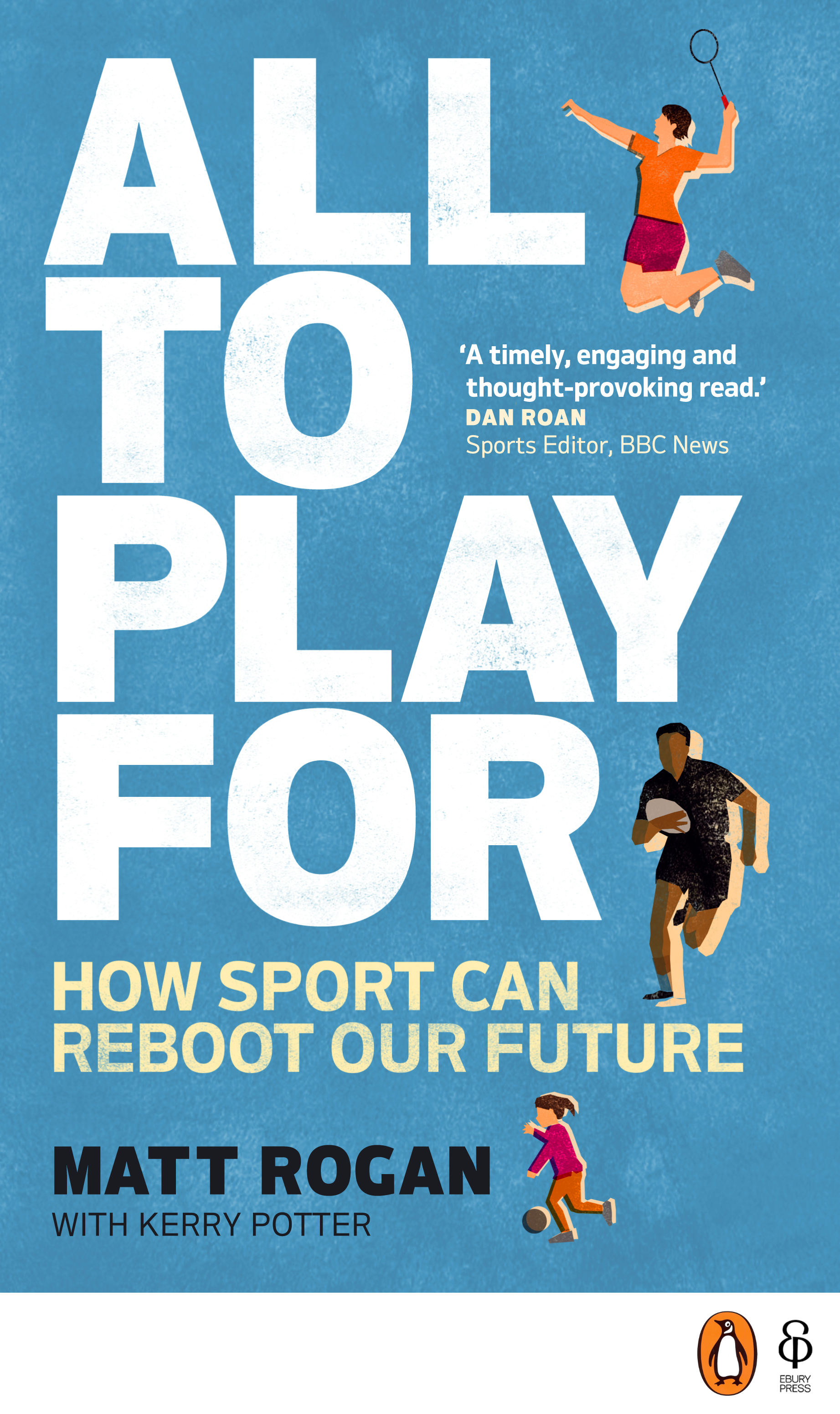 All to Play For by Matt Rogan Front Cover